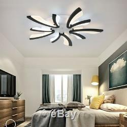 Acrylic Modern Led Ceiling Lights For Living Room Bedroom Dining Chandelier New