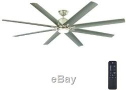 Home Decorators Collection Ceiling Fan Light Kit Integrated LED Remote Control