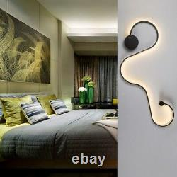 Novelty Surface Mounted Modern Led Ceiling Wall Lights For Living Room Bedroom