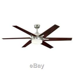 Westinghouse Lighting 7207700 60 in. Indoor Ceiling Fan with Dimmable LED Lig
